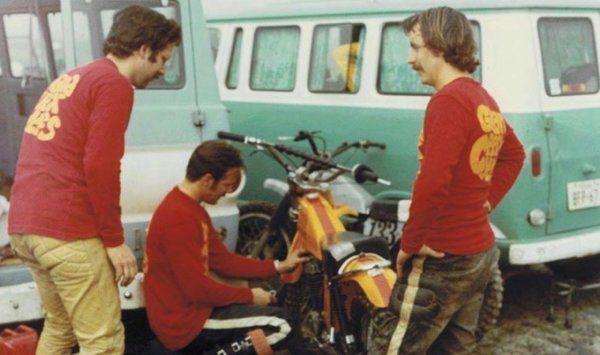 Fox Racing - Team Moto-x