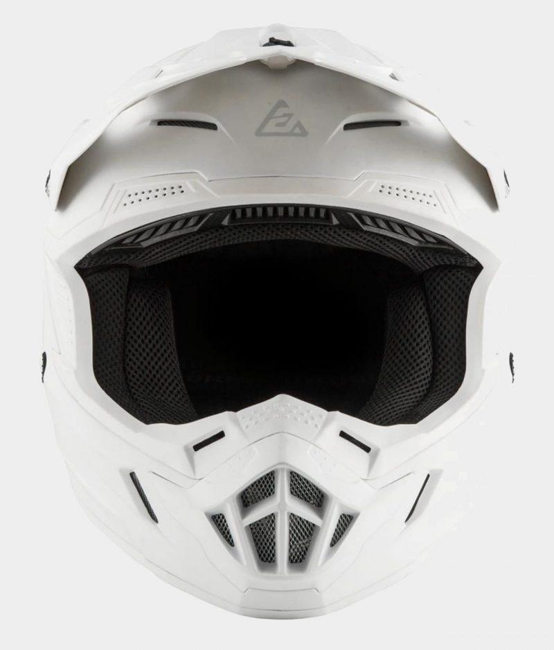 Answer Racing AR1 Crosshjälm, Vit