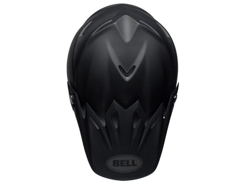 Bell Moto-9 Mips Mattsvart Crosshjälm
